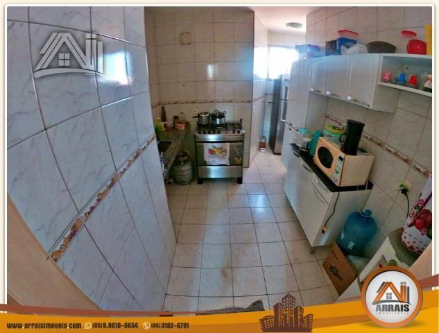 Vendo apartamento 3 quartos no bairro Benfica - Foto 5