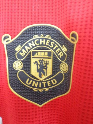 Camisa Manchester United Home Jogador 2019 / 2020 - Foto 2