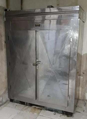 Câmara Fria duas portas