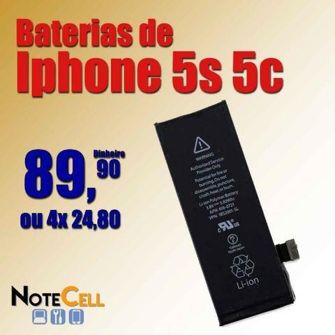 Bateria do Iphone 5S e 5C