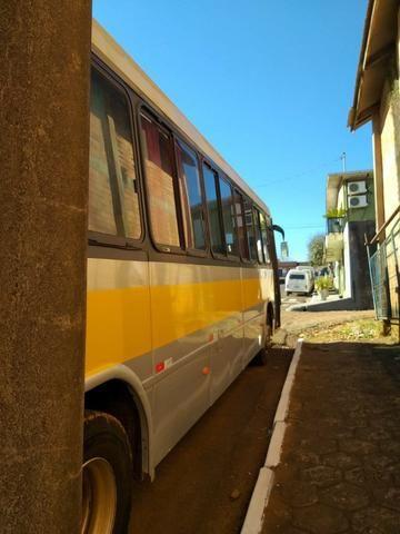 Ônibus Viale 17.230 motor novo 2007 aceito troca - Foto 4