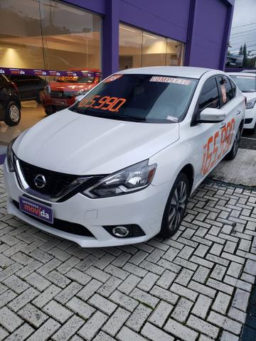 Nissan Sentra SV 2.0 Automatico COMPLETO!!R$65.990,00!! - Foto 2