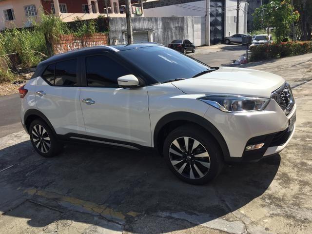 Nissan Kicks SL CVT 17-18