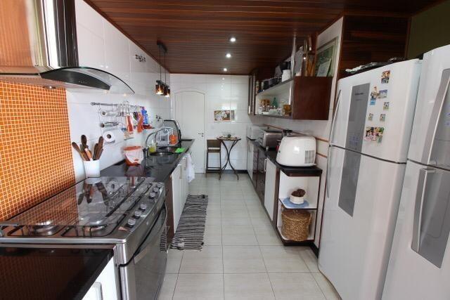 Casa térrea com 4 suítes com vista para represa em Condomínio 3 Marias - Foto 14