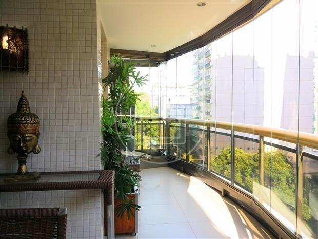 Apartamento à venda com 4 dormitórios em Icaraí, Niterói cod: 831115