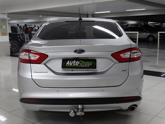 Ford Fusion Se 2.5 Flex Automático Prata - Foto 5
