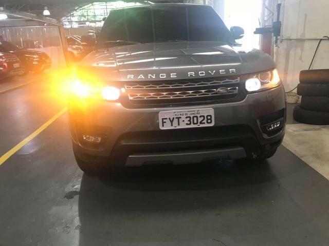 Lande Rover Sport Se Bilndada