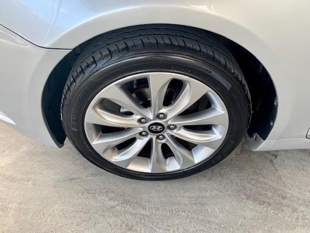 Hyundai Sonata Com Teto Solar Panorâmico,Confira! - Foto 8