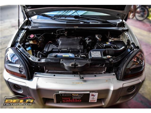 Hyundai Tucson 2.0 Mpfi Gls 143cv 2wd Flex 4p Aut Completo + 2019 Vist - Foto 8