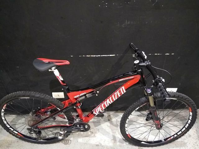 Bike Specialized epic tamanho M