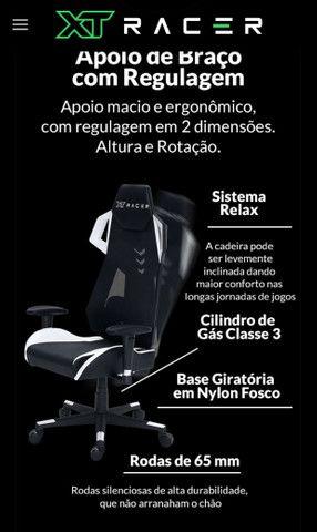 Cadeira ergonômica Xt racer - Foto 2
