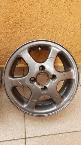 Roda Marea Turbo aro 13 - Foto 6