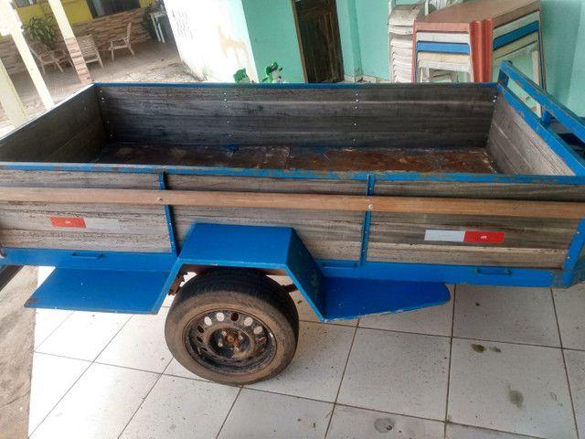 Vendo carrocinha - Foto 2
