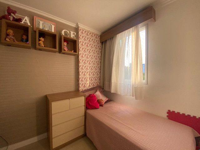 Lindo apartamento dois quartos com suíte - Foto 8