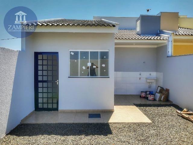 Casa Nova com 63 m² no Jardim Maranata em Iguaraçu, PR - Foto 3