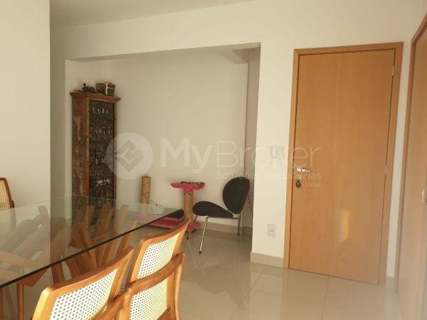 Apartamento com 3 quartos no Residencial Visage Oeste - Bairro Setor Oeste em Goiânia - Foto 2