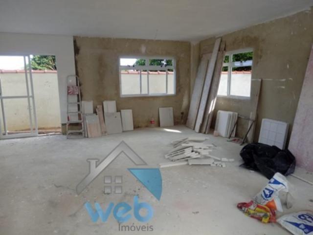Uberaba, sobrado, três quartos, duas suítes, garagem, terraço. - Foto 10
