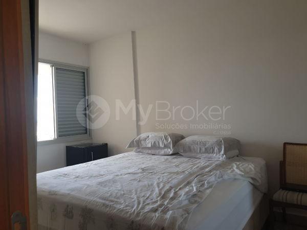 Apartamento com 3 quartos no Residencial Visage Oeste - Bairro Setor Oeste em Goiânia - Foto 9