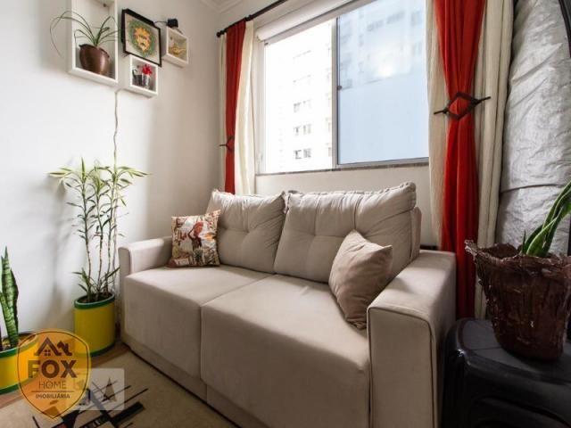 Apartamento para alugar com 1 dormitórios em Cristo rei, Curitiba cod:AP00450 - Foto 15