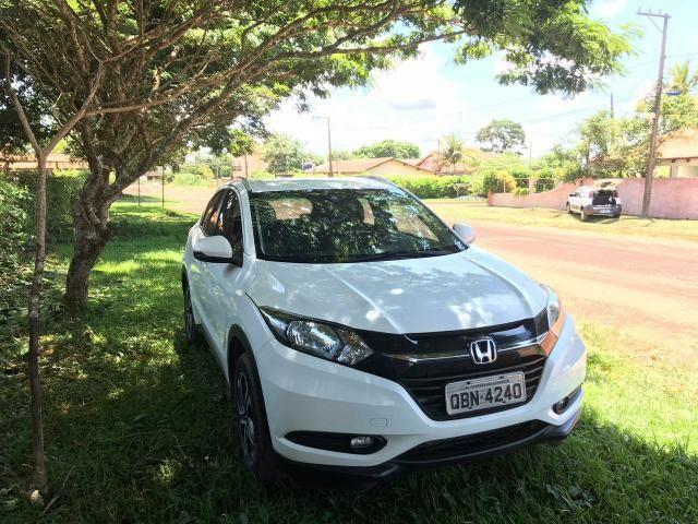 Honda Hrv ex 2016 impecável + Couro - Foto 3