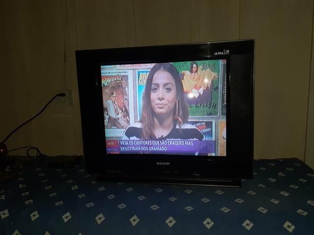 TV, C/garantia, aceitocartão, entrego - Foto 3