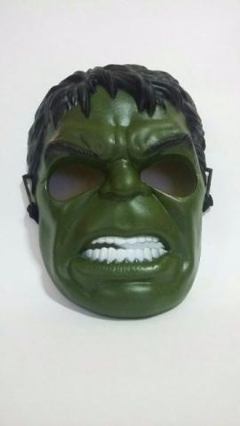 Boneco Hulk Mais Mascara e Led Grande 28 Cm - Foto 3