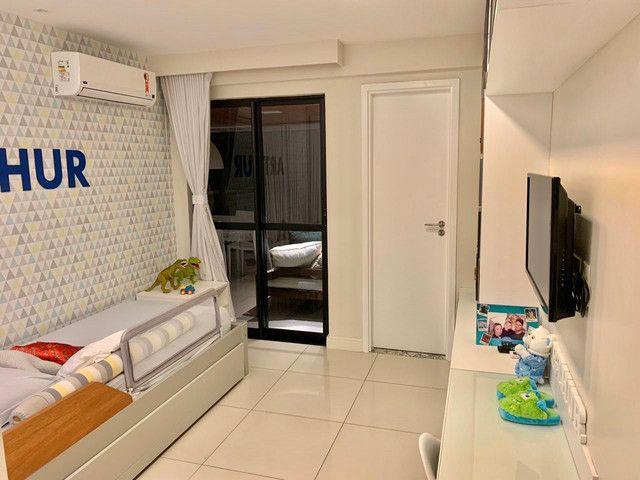 Apartamento Alto Padrão, 218m2. Na 1º quadra da praia.! - Foto 10