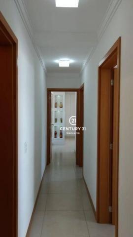 Apartamento com 3 dormitórios à venda, 104 m² por R$ 650.000,00 - Abraão - Florianópolis/S - Foto 12