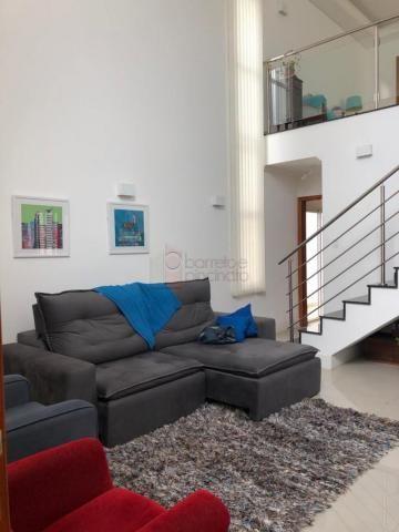 Casa de condomínio à venda com 3 dormitórios em Jardim novo mundo, Jundiai cod:V11577 - Foto 2