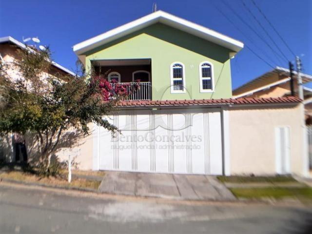 Casa à venda com 3 dormitórios em Jardim novo mundo, Pocos de caldas cod:V27242
