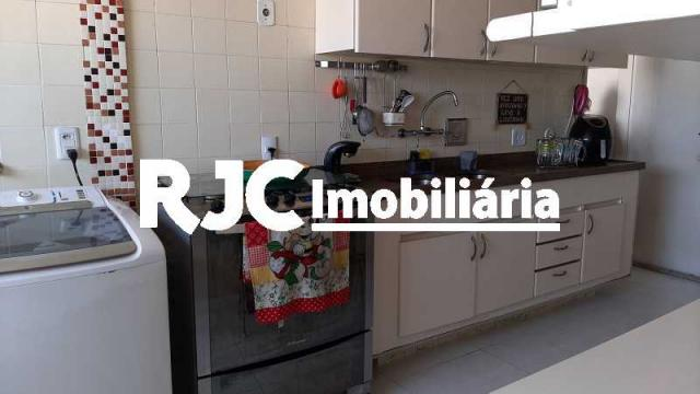 Apartamento à venda com 3 dormitórios em Tijuca, Rio de janeiro cod:MBAP33223 - Foto 19
