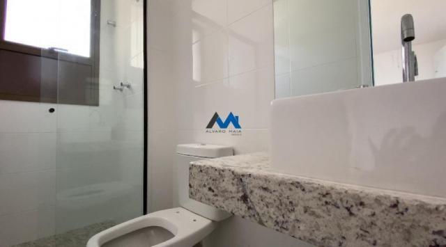 Apartamento à venda com 2 dormitórios em Funcionários, Belo horizonte cod:ALM818 - Foto 19