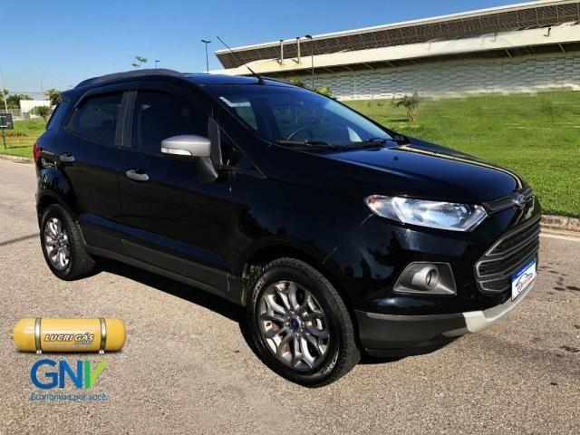 Ford EcoSport FSL 1.6 com GNV