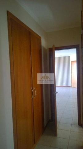 Apartamento com 3 dormitórios para alugar, 114 m² por R$ 2.000,00/mês - Jardim Irajá - Rib - Foto 10