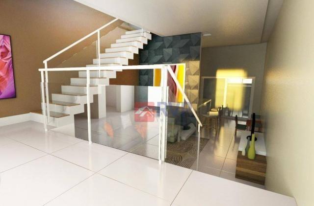 Casa com 3 dormitórios à venda, 150 m² por R$ 320.000,00 - Jardim dos Alfineiros - Juiz de - Foto 4