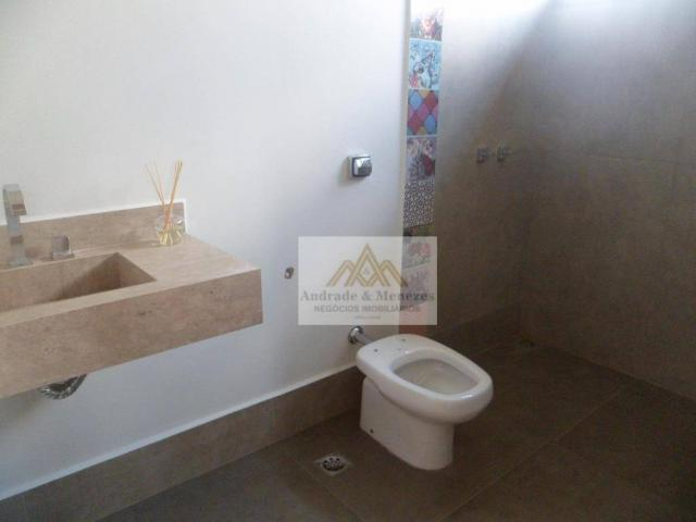Sobrado residencial à venda, Condomínio San Marco I- Ilha Adriamar, Bonfim Paulista - SO00 - Foto 12