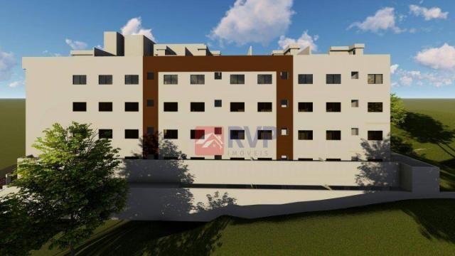 Apartamento com 2 dormitórios à venda por R$ 189.000,00 - Recanto da Mata - Juiz de Fora/M - Foto 11