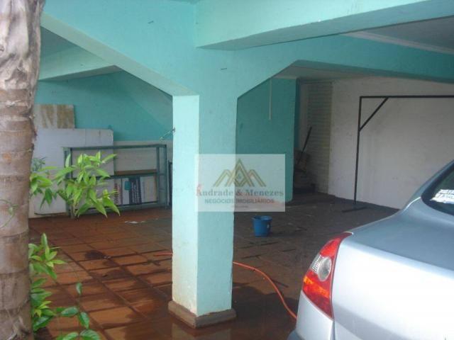 Casa residencial para locação, Campos Elíseos, Ribeirão Preto. - Foto 4