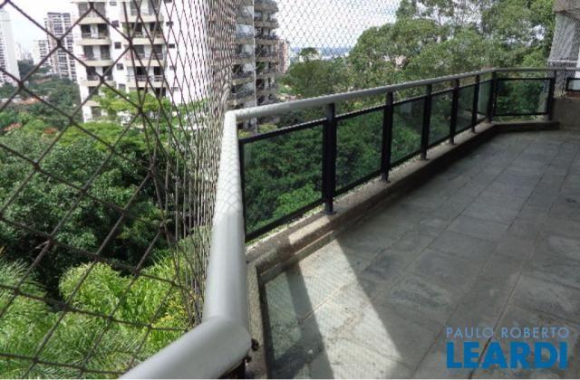 Apartamento para alugar com 4 dormitórios em Alto da boa vista, São paulo cod:530227 - Foto 6