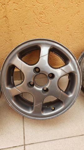 Roda Marea Turbo aro 13 - Foto 5
