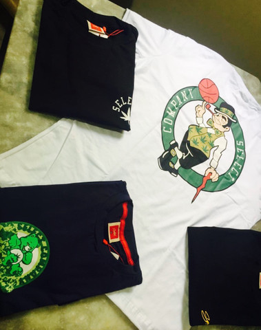 Camisetas Select