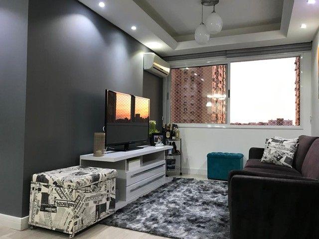 Apartamento 3 Dormitórios, todo mobiliado - MARAVILHOSO  - Foto 3