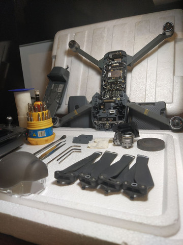Assistência técnica e manutenção em Drones DJI - Foto 2