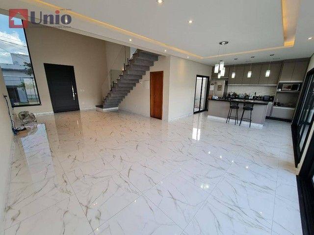 Casa com 3 dormitórios à venda, 207 m² por R$ 1.350.000,00 - Loteamento Residencial e Come - Foto 3