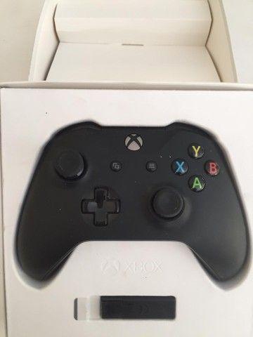 Manete Xbox one com Receptor