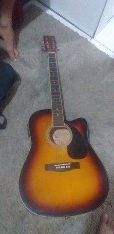 Vende-se violão antigo desde 1900 - Foto 5