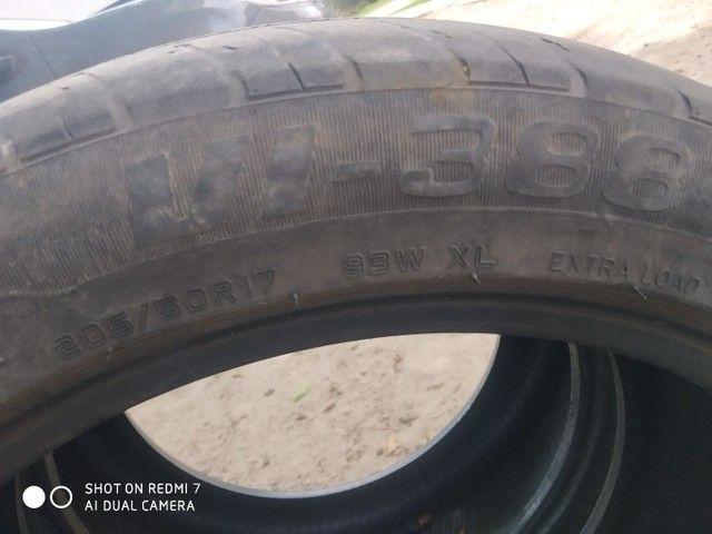 Pneu 215/50 R17 2 Pirelli e 1 Ovation - Foto 5