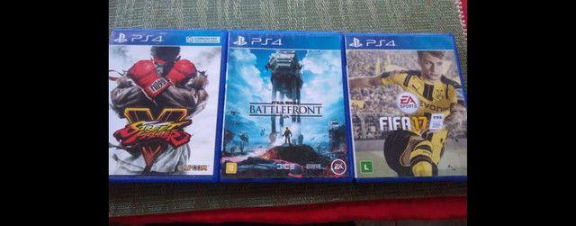 Jogos de PS4 - Foto 3