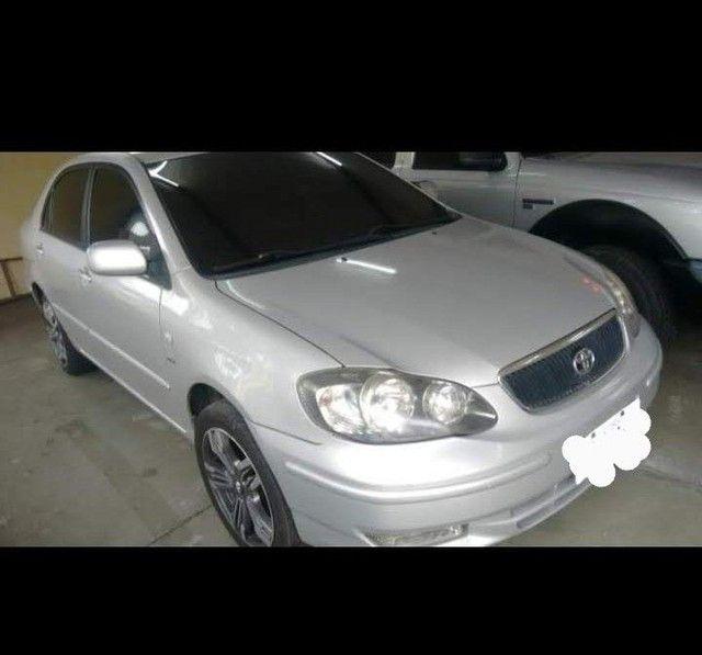 Corolla 03 com GNV