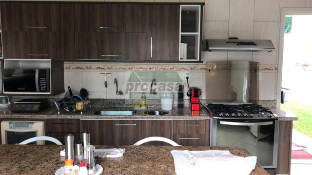 Casa com 4 suites p/ alugar na Ponta Negra em condominio fechado - Foto 8